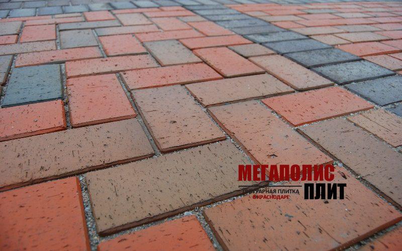 Укладка тротуарной плитки в Краснодаре. Работы по договору. Гарантия.